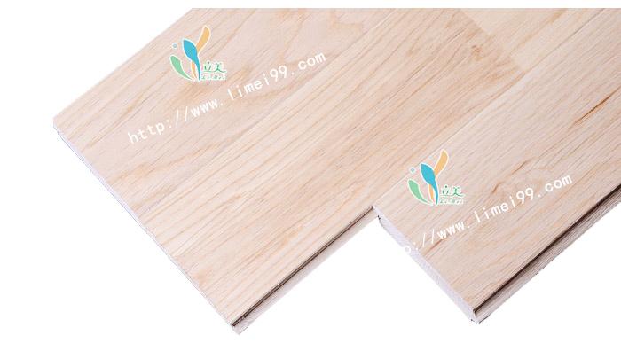 羽毛球场枫木运动地板